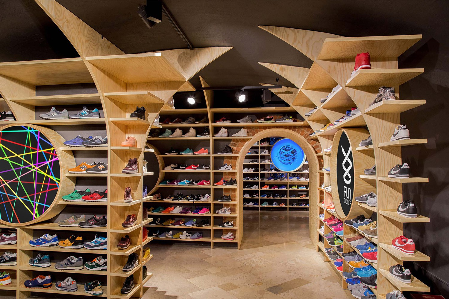 The Best Looking Sneaker Store Is In Poland Foynd